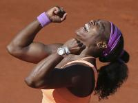 Serena Williams: A tennis cyborg sent to eviscerate all opponents