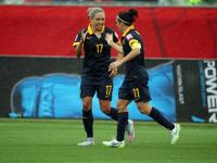 Super sub Simon on target as Australia dump Brazil out of Women's World Cup