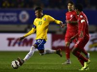 Copa America: Neymar saves Brazil the blushes; Venezuela shock Colombia