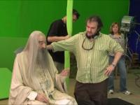 This video of Christopher Lee shooting for The Hobbit will warm your heart