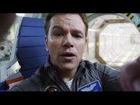 'The Martian' trailer with Matt Damon's out, and here's what you can watch till it releases