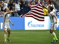 So proud of you all: President Obama leads praise for US Women's World Cup winners