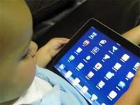 Child's play: Toddlers and infants smart enough to handle iPads, confirms US study