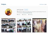 Pune Municipal Corporation is now on Instagram and it follows Victoria's Secret, Miley Cyrus, Justin Bieber
