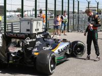 Formula One: After promising start, Force India suffer double whammy at Hungarian GP