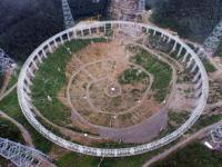 China constructing world's largest telescope with a dish size of 30 football fields