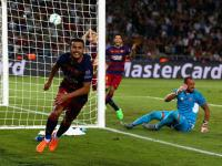 Pedro Barcelona's hero in nine-goal UEFA Super Cup classic against Sevilla