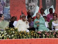 More losses than gains for Sonia, Nitish as Lalu steals show at Swabhiman Rally in Patna