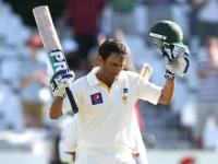 Pitches in India-South Africa series not good advertisement for Test cricket: <b>Younis</b> <b>Khan</b>