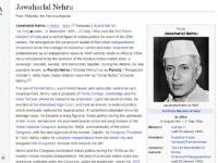 NIC shoots down RTI on Nehru Wikipedia page edits: Is govt confirming transparency complaints of activists?