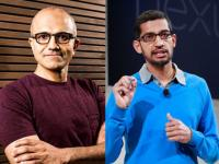 Google's Sundar Pichai joins the big league of Indian-origin CEOs at the helm of Fortune 500 cos