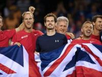 Andy Murray sends Great Britain into first Davis Cup final in 37 years