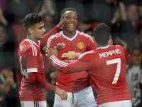League Cup: Liverpool survive scare, Newcastle out, Martial scores for Man United again