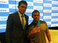 Let the federation decide if <b>Sushil</b> or I go to the Olympics: Wrestling Worlds bronze winner Narsingh