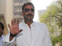 Sanjay Dutt is going home from jail (or is he going to jail from home?)