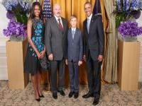 Meet the 11 year-old dictator in training: Nikolai Lukashenko, heir of Belarus' autocratic ruler