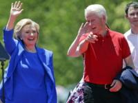Bill Clinton, Katy Perry in Iowa show of force for Hillary Clinton