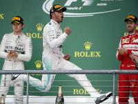 Lewis Hamilton wins US Grand Prix and F1 Drivers' championship