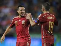 Spain, Switzerland storm into Euro 2016 finals, England extend winning run