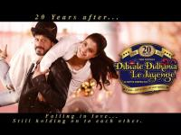 20 years of DDLJ: SRK, Kajol recreate DDLJ scene on Dilwale set