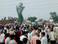 Tears give way to rage in Faridabad, CBI to probe Dalit killing as Rajputs flee