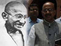 Lets not fret over <b>Vijay</b> <b>Goels</b> remark: Nobody can usurp Mahatma Gandhis legacy