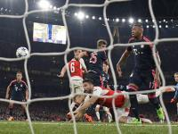 Just needed a helping hand from destiny: Giroud on his Bayern goal