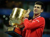Djokovic thrashes Nadal to win sixth China Open title