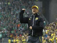 Klopp and Kop, made for each other: Fiery Juergen is the perfect man for Liverpool