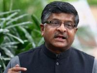 'National interest above political ego': <b>Ravi</b> <b>Shankar</b> Prasad asks Cong to allow passage of GST bill
