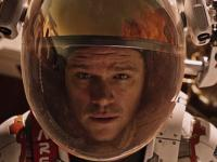 The Martian review: Matt Damon brings disco and good fun to Mars
