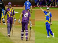 Cricket All-Stars photos: Sangakkara sparkles as Warne's Warriors beat Tendulkar's Blasters