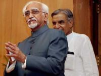 Vice President Hamid Ansari heads home after wrapping up Thai, Brunei tour