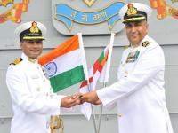 All you need to know: Meet Capt Krishna Swaminathan, the new commanding officer of INS Vikramaditya