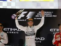 Abu Dhabi Grand Prix: Rosberg wins season-closing race, Hamilton finishes second