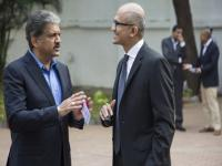 Satya Nadella announces e-commerce tie-ups, smart city innovations at Microsoft's India conference
