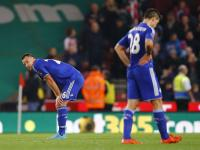 Premier League: More trouble for Mourinho as Chelsea lose to Stoke in his absence