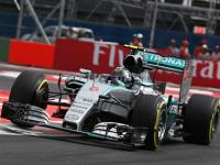 Rosberg pips Hamilton to pole at Mexican Grand Prix