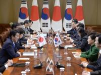 Finally! South Korea, Japan resume formal talks after more than three years