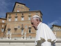 Pope Francis pledges to continue reforms in the Vatican in face of leaks