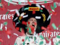 Nico Rosberg wins Mexican GP a week after F1 title defeat