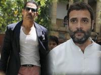 Attack as defence: There's not just Rahul 2.0, there's Robert 2.0 too