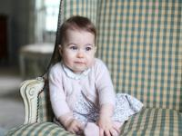 William, Kate release adorable photos of six-month-old Princess Charlotte