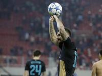 Champions League: Giroud hat-trick fires Arsenal into last 16; Chelsea, Roma also make the cut