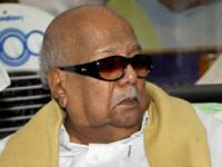 DMK chief Karunanidhi makes rare court appearance in defamation case filed by Jayalalithaa