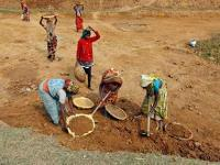 Govt releases Rs 9,367 cr under MGNREGA to drought-hit states