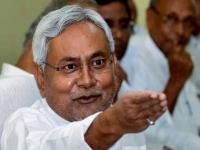 By toeing Congress line on Indira, has Nitish Kumar reduced JP to political expediency?