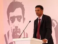 'Cricket must reintroduce its children to the game and its magic': Rahul Dravid