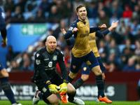 EPL: Arsenal go top, Perez late show ends Spurs run, West Brom hold Liverpool