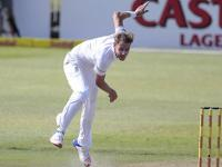 Stuart Broad's triple strikes put England on top in the first Test vs South Africa